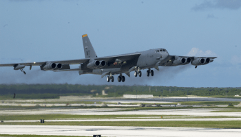 US Deploys B-52 Bombers to Guam Joining B-1's and Nuclear Capable B-2's Already Positioned There