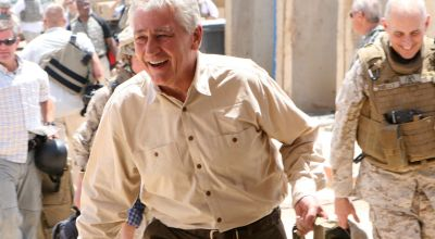 Chuck Hagel: Serving in Vietnam — With my brother