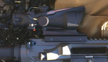 Trijicon and Primary Arms collaboration | The ACOG with ACSS reticle