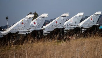 Two Russian Troops Killed in Shelling of Syrian Airfield