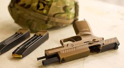 The Army's New M-17 Handgun: Tactical Rifleman