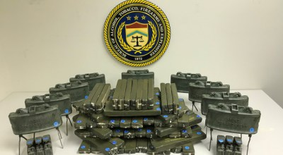 80 blocks of C4 and Claymores unearthed by ATF in rural Arizona, origins unclear