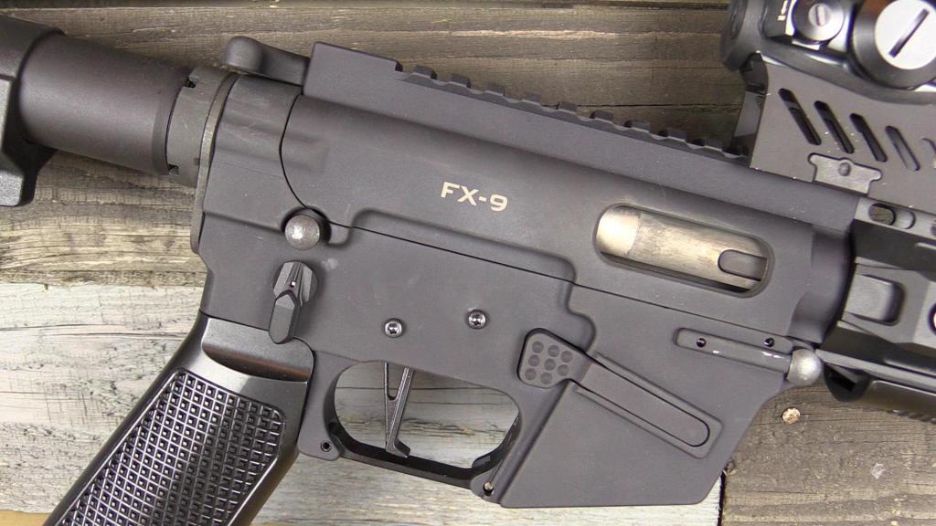 FX-9 Pistol Update: Pure Fun