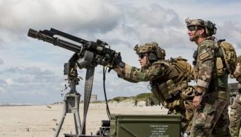 SOF Pic of the Day: Marine Raiders man the GAU-17/A mini-gun