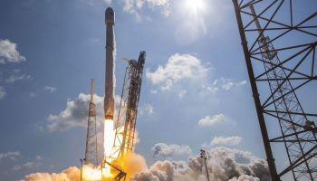 SpaceX's first launch of the year is for the government... and shrouded in secrecy