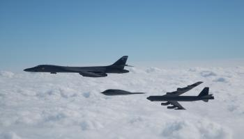 B-2, B-1B on the chopping block in favor of the B-21 Raider, but the B-52 is here to stay
