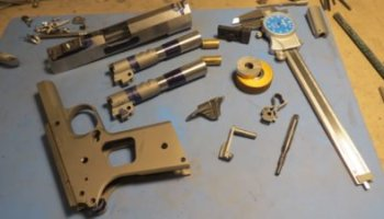 1911 Pistol Bits and Pieces: Replacing Parts on a Stock Gun