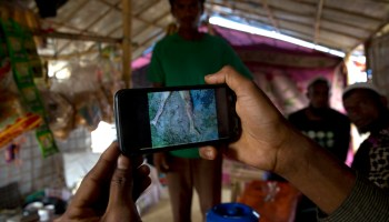 AP investigation reveals at least 5 Rohingya mass graves