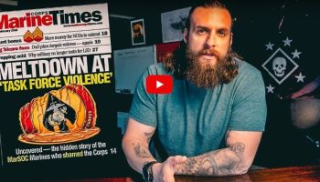 WATCH: SOFREP writer and a Marine Raider discuss the truth about MARSOC Fox Company