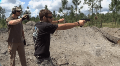 "Israeli SOF veteran Garret ""Machine"" on concealed carry and pistol fundamentals"