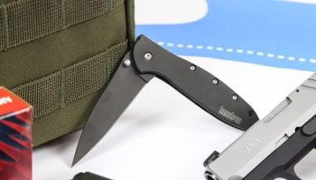 EDC Giveaway Packages Feature 100 New Springfield Armory® 911 .380's and 100 Kershaw® Knives