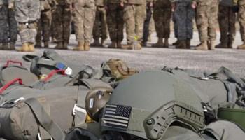 Paratrooper Loadout: Airborne School