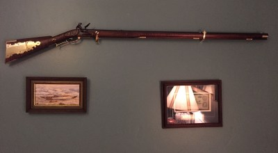 That Rifle On The Wall