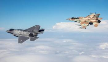 Israel lost an F-16 over Syria on Saturday, so why haven't their F-35s joined the fight?