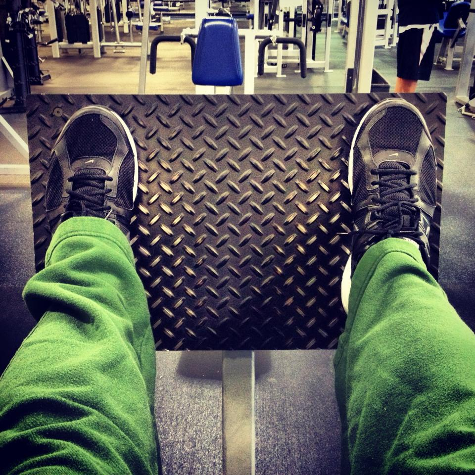 Old Man Fitness: Establishing a fitness baseline