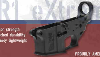 The FMK AR1 eXtreme Polymer AR Lower: Strong and Light