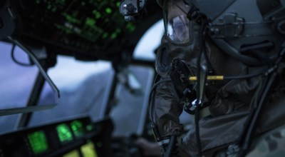 SOF Pic of the Day: Special Operations squadrons train to fly into anything