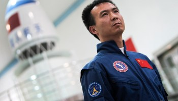 NASA may be a civilian agency, but China's space program is unquestionably a military endeavor