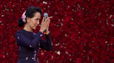 Aung San Suu Kyi stripped of award from US Holocaust Memorial Museum
