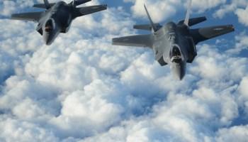 Israeli Air Force F-35 Adir Stealth Fighter