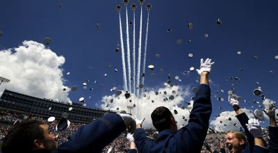 US Air Force Removes Limits on 2018 Stadium Flyovers
