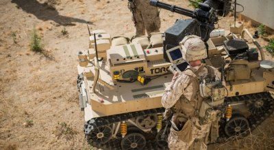 Loadout Room photo of the day: Marines test new futuristic equipment, capabilities