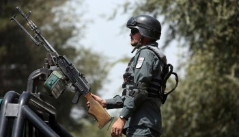 14 Afghani troops and police officers killed in Taliban attack