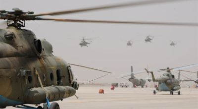 Watch: Afghan Air Interdiction Unit