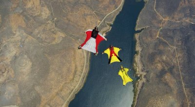 Watch: Death by Wingsuit – The Daniel Rodriguez Story
