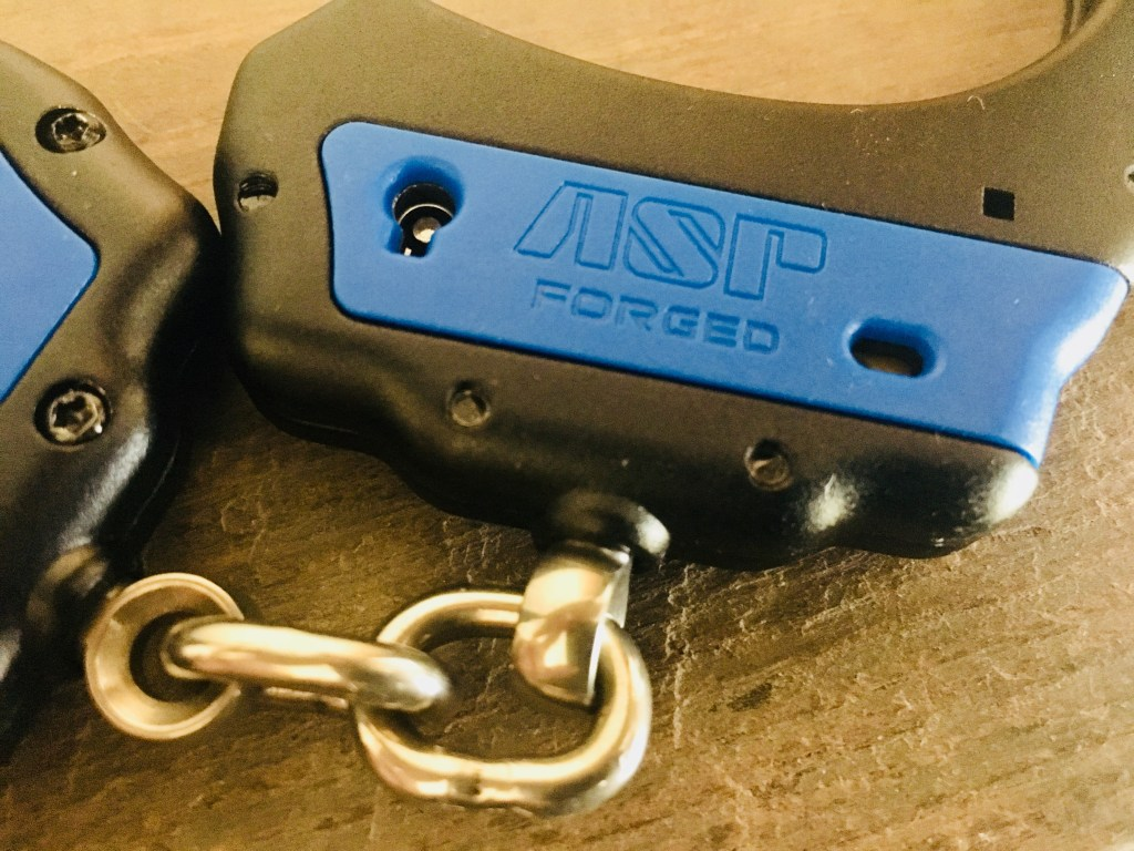 ASP Ultra Cuffs: useful restraints for any situation, pickable by only a select few