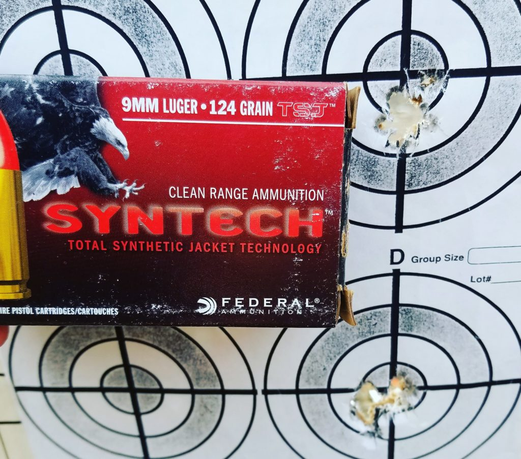 Federal 9mm Ammo | Variety is the spice of pew pew