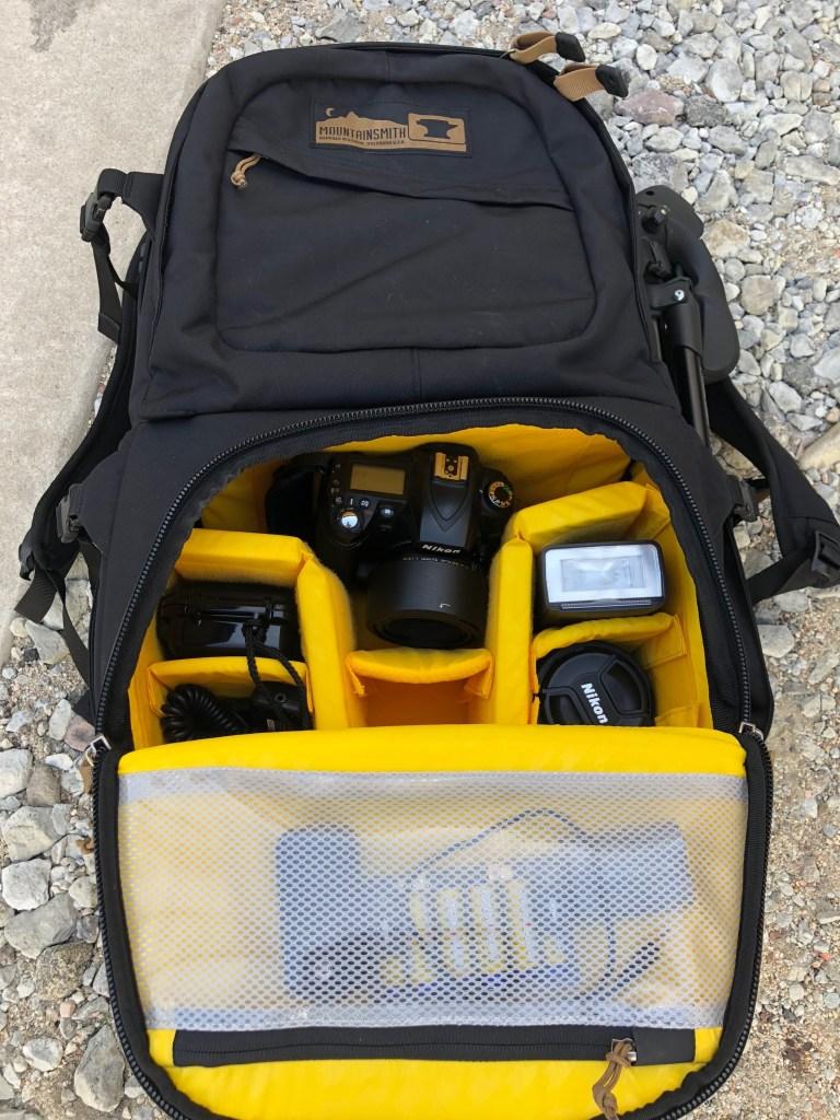 Mountainsmith Borealis - The Ultimate camera bag?