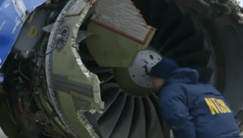 Watch: Video You May Not Have Seen - Southwest Airlines Engine Explodes in Flight