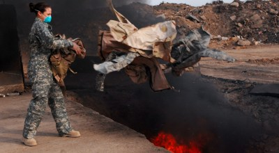 Burn Pits and the VA: The Impact of the Department of Labor's Landry Decision on Disability Claims Pending Before VA