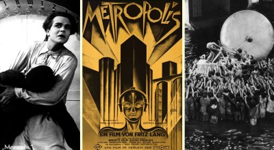 Metropolis: The head, the hands and the heart