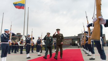 Colombia set to be the first Latin American nation to join NATO