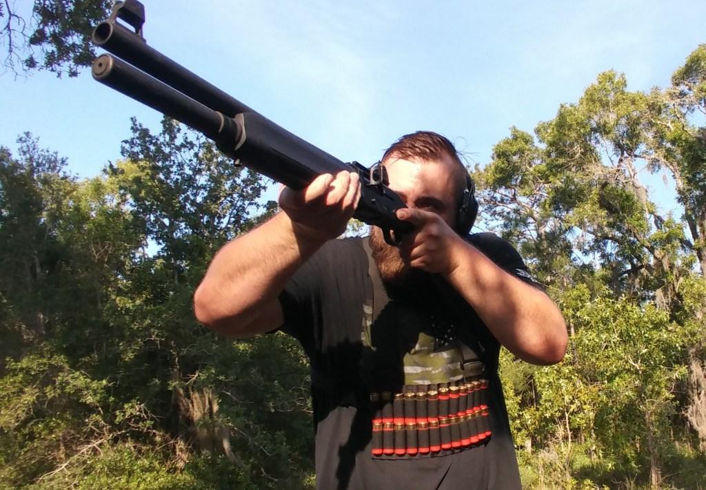 Underground Partisan Rig - Shotgunner's Edition