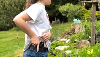 Alien Gear's Cloak Tuck 3.5: A Holster that Fits Comfortably