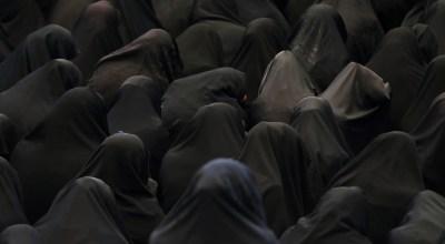 Iran jails female ISIL militants