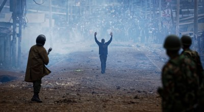 Tear Gas: What is it and how is it used?