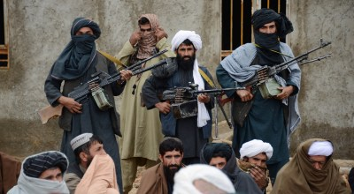 Taliban insurgents driven from Farah, Afghanistan