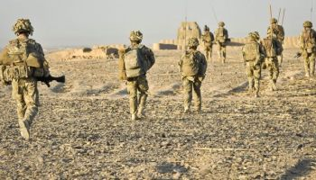 UK Considering Sending More British Troops to Afghanistan