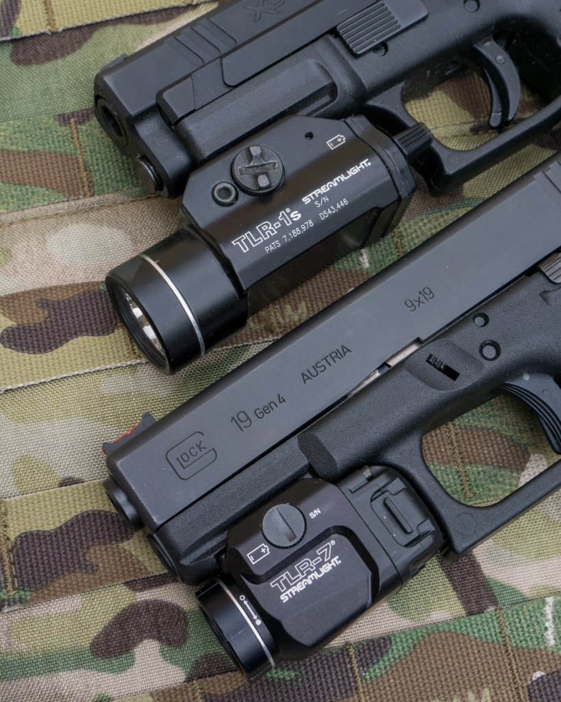Streamlight TLR-7: Setting a new standard for pistol lights