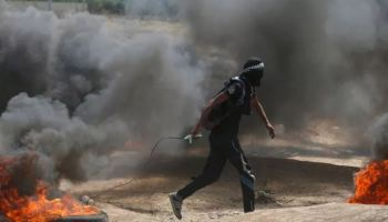 Two Dead in Protests at Gaza Border Over US Embassy Move