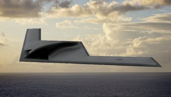 Could the answer to the Navy's anti-ship missile problem be the Air Force's next bomber?