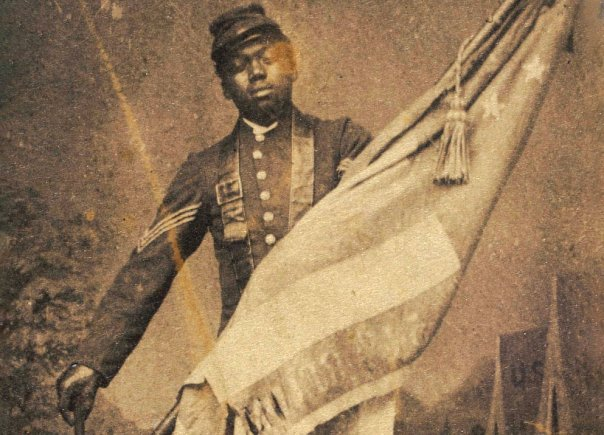 William Carney, the First African-American to be Awarded the Medal of Honor