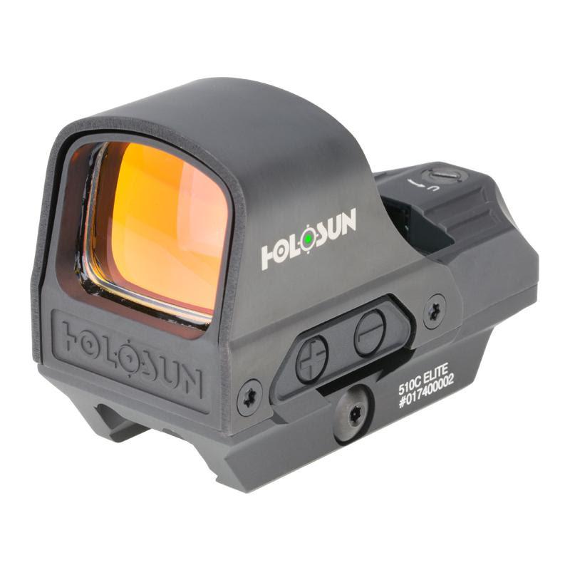 Holosun Technologies HE510C Elite Reflex Sight: First Look