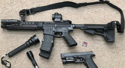 Thoughts on Lights, Optics, Slings for Police Patrol Rifles