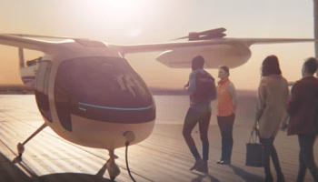 Uber Releases Information on Launching their Flying Taxi Service in Two Years