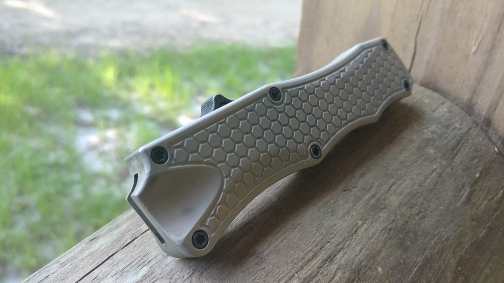 The Hogue OTF   Self-Defense Slice and Dice